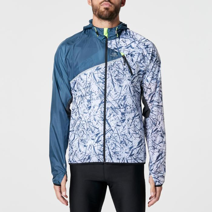 Veste coupe-vent trail running graph homme - 1264685