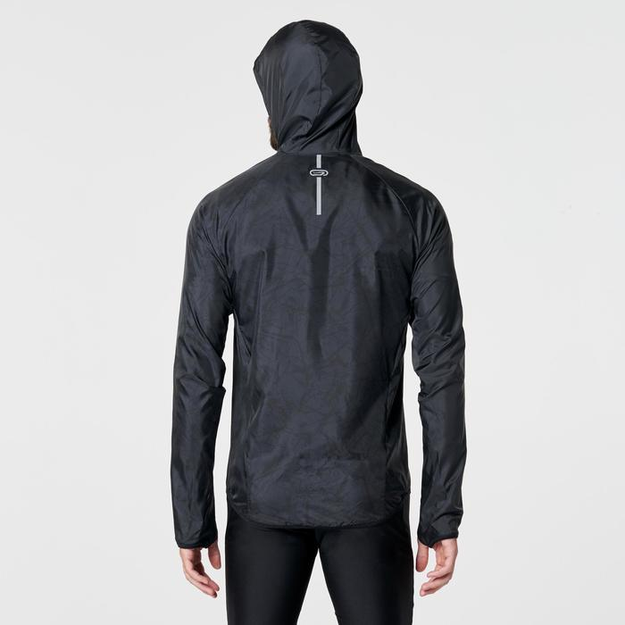 Veste coupe-vent trail running graph homme - 1264689