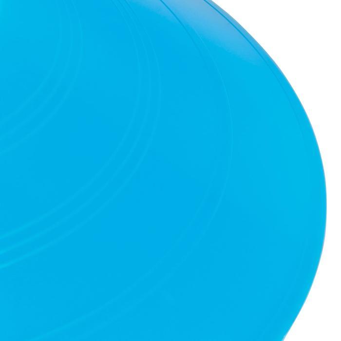 Set de 40 disques plats (10 bleus, 10 blancs, 10 rouges, 10 jaunes) - 126471