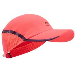 CASQUETTE RUNNING BLANCHE FEMME REGLABLE 53-61 cm