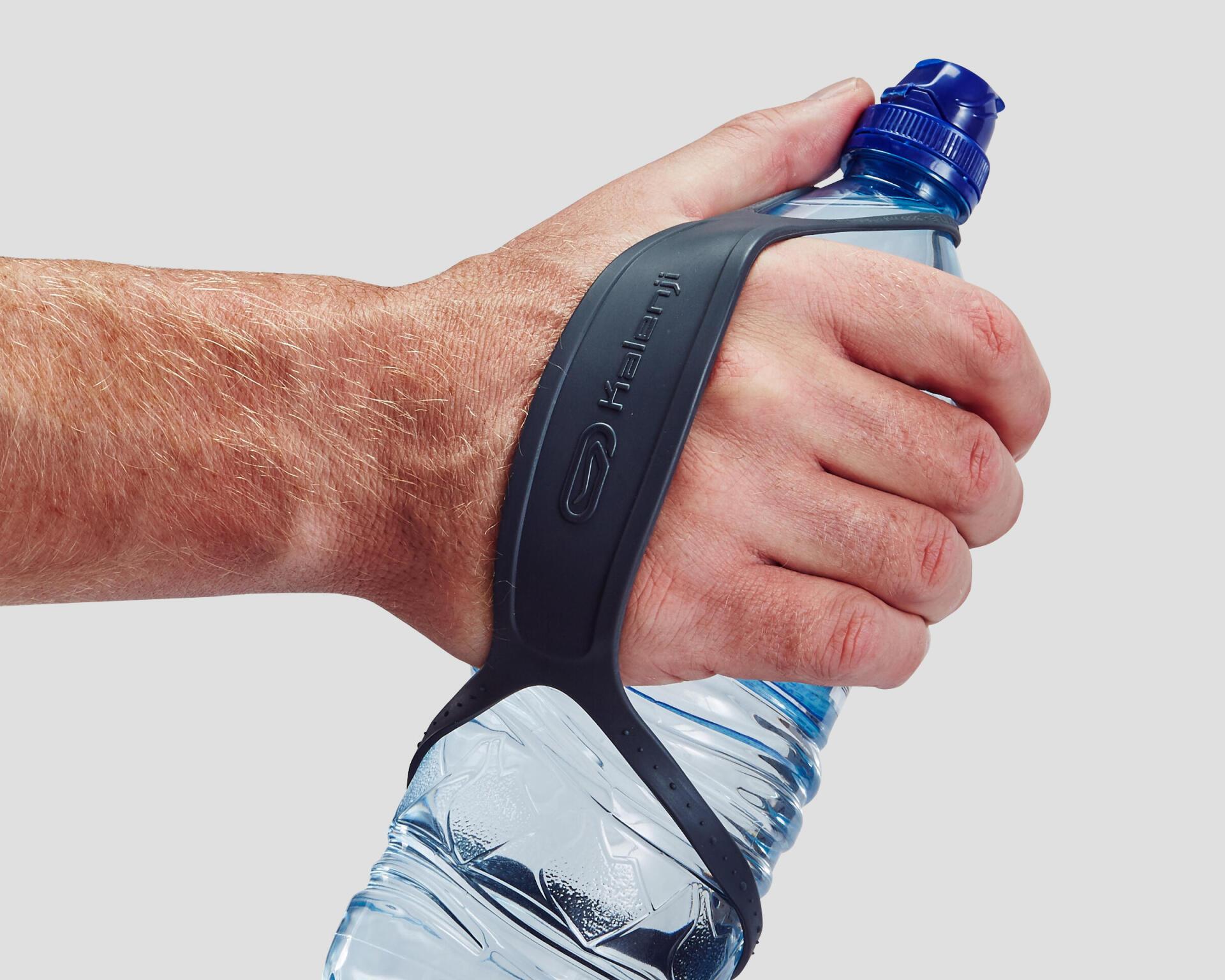 如何選擇慢跑配件 水壺握帶