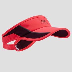 跑步運動遮陽帽 - 粉紅