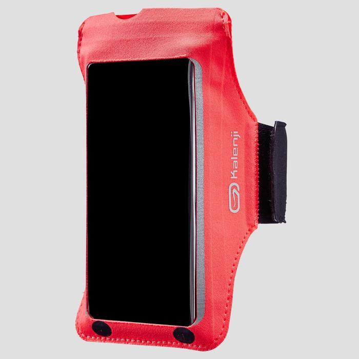 Laufarmband Smartphone Damen rosa