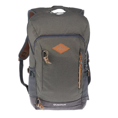 ca83d50974 NH500 20L Country Walking Backpack - Grey - Decathlon Sports Kenya ...