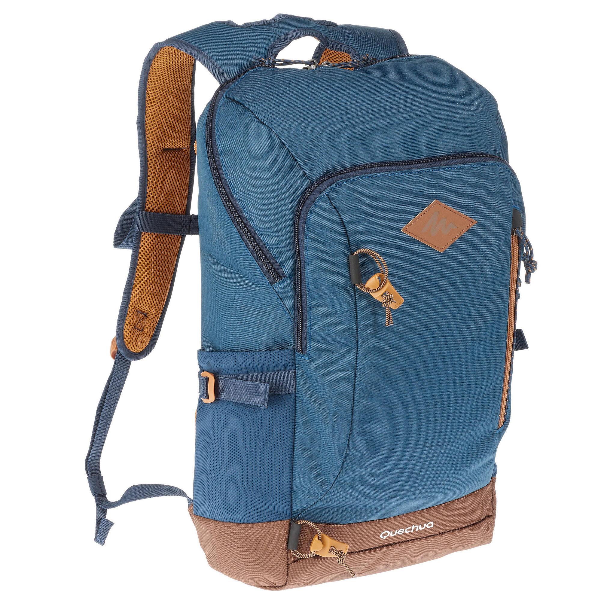 Nh500 20 L Hiking Backpack Blue Quechua