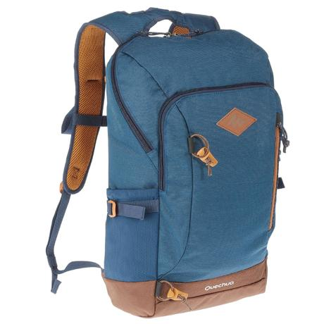sac a dos de randonn e nh500 20 litres bleu quechua. Black Bedroom Furniture Sets. Home Design Ideas