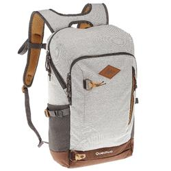 Country walking backpack NH500 20L CN - Grey