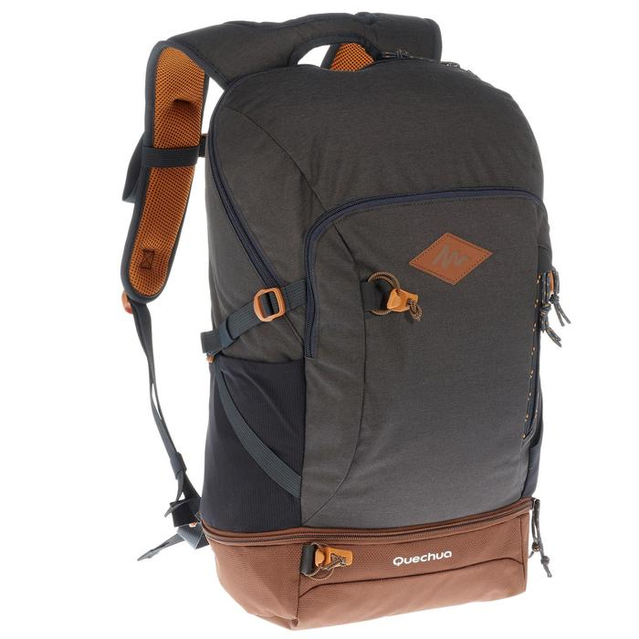 Wanderrucksack Naturwandern NH500 30Liter grau