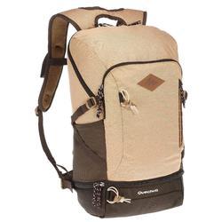 NH500 30L 健行背包-卡其色