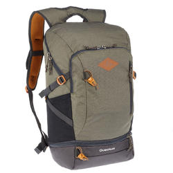 Hiking Bag 30 Litre (with Raincover) NH500 - Khaki