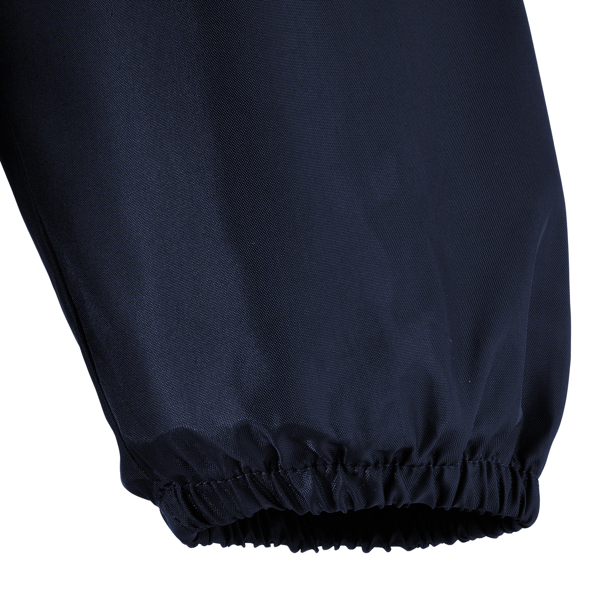 Raincoat Women's Waterproof Nature Hiking Jacket - Dark Navy Blue