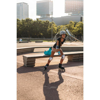 Helm MF 540 voor skeeleren, skateboarden, steppen mint - 1265104