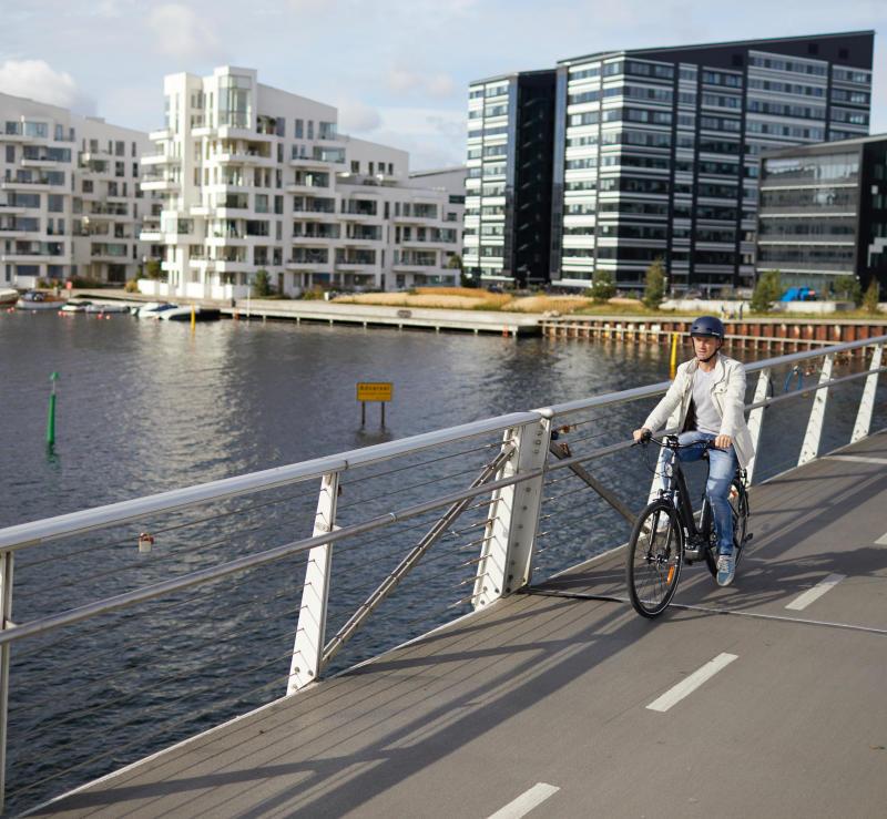 tips elektrische fiets haast moeiteloos door de stad