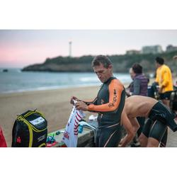 Neopreen herenshorty voor zwemmen OWS 900 5/2mm koud water