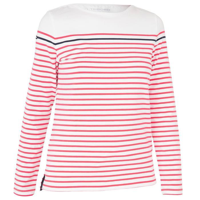 T-Shirt Manches longues Voile aventure 100 Femme - 1265648