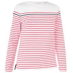 T-Shirt Manches longues Voile aventure 100 Femme