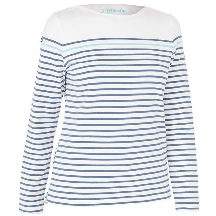T-Shirt Manches longues Voile aventure 100 Femme - 1265654