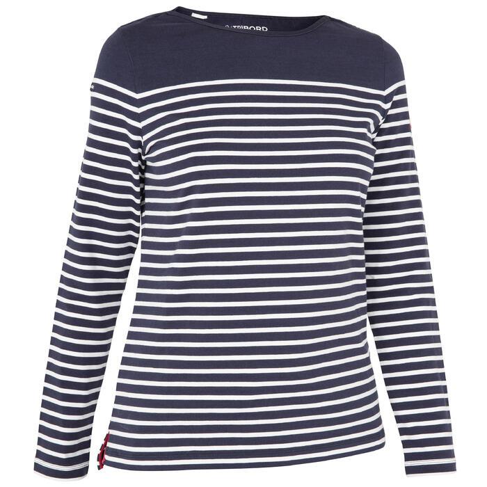 T-Shirt Manches longues Voile aventure 100 Femme - 1265664