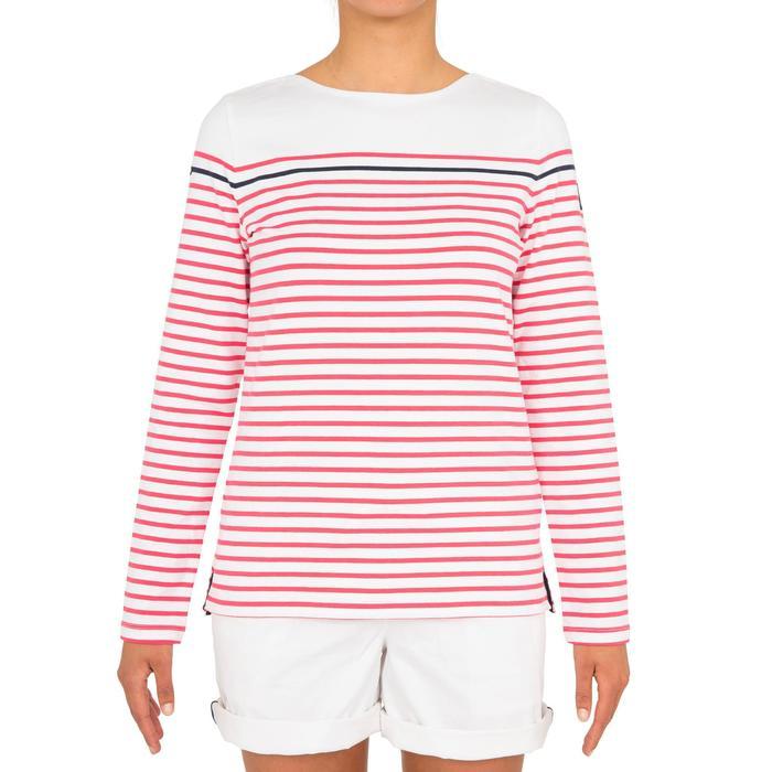 T-Shirt Manches longues Voile aventure 100 Femme - 1265672