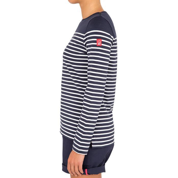 T-Shirt Manches longues Voile aventure 100 Femme - 1265690