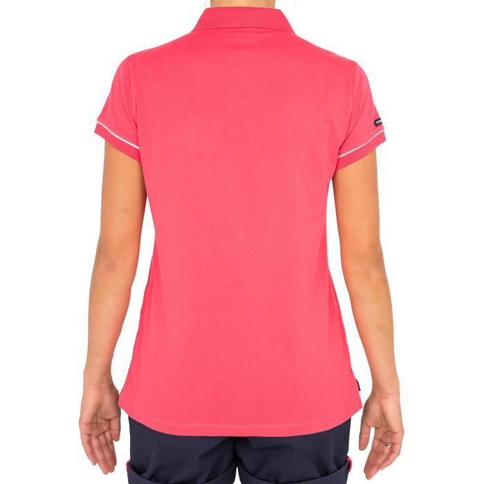 Polo Manches courtes Voile aventure 100 Femme - 1265707