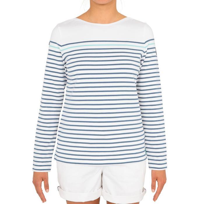 T-Shirt Manches longues Voile aventure 100 Femme - 1265709