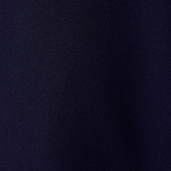 Pantalón corto de fútbol para adulto F500 azul marino