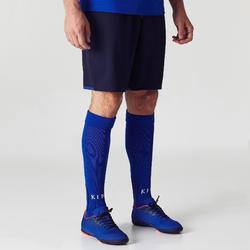 Fußballshorts F500 Erwachsene marineblau