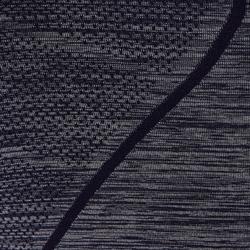 Funktionsshirt Keepdry 500 atmungsaktiv Erwachsene dunkelgrau meliert