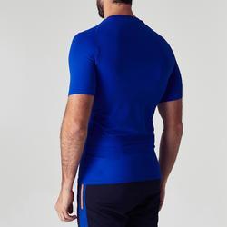 Funktionsshirt Keepdry 100 atmungsaktiv Erwachsene blau