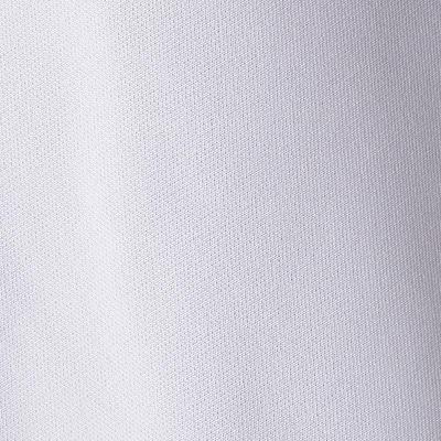 מכנסי כדורגל קצרים F100 למבוגרים - לבן