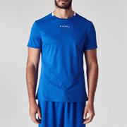 Men's Football Jersey F100 - Blue
