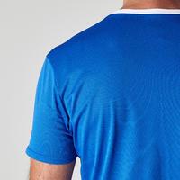 Maillot de football éco-conçu adulte F100 Bleu