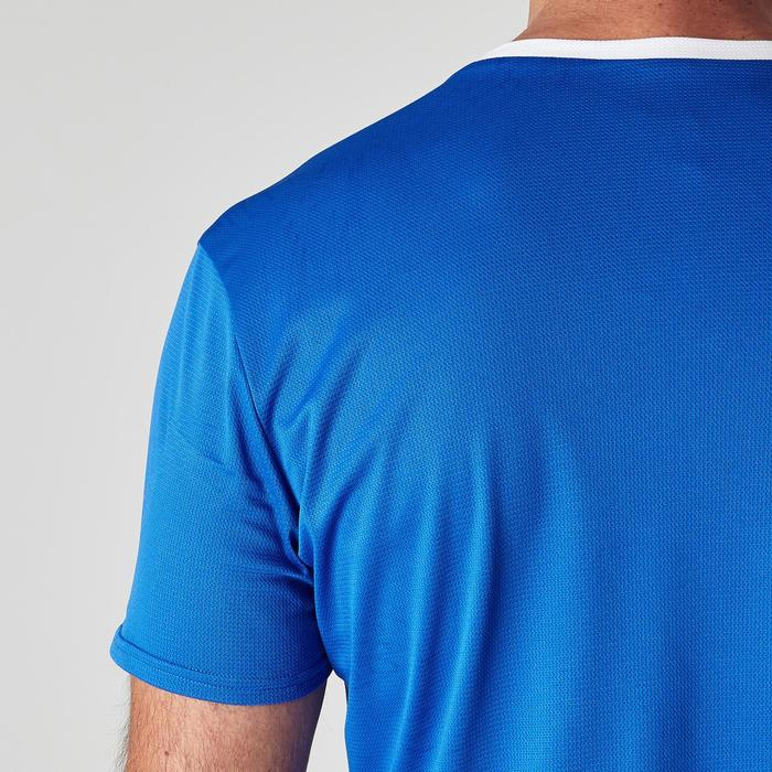 Voetbalshirt voor volwassenen F100 blauw