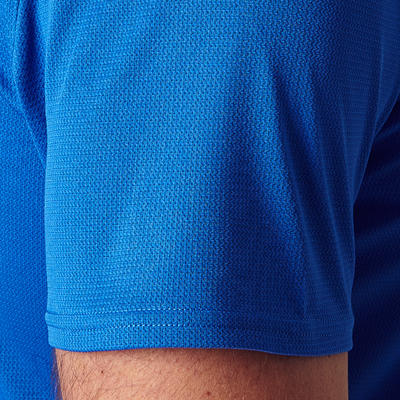 F100 Adult Football Shirt - Blue