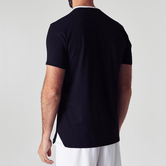 Voetbalshirt volwassenen F100 zwart