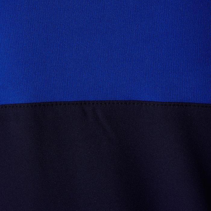 Sweat 1/2 zip d'entrainement de football adulte T500 - 1266059