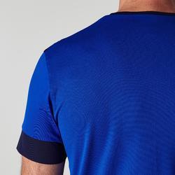 F500 Adult Football Shirt - Blue