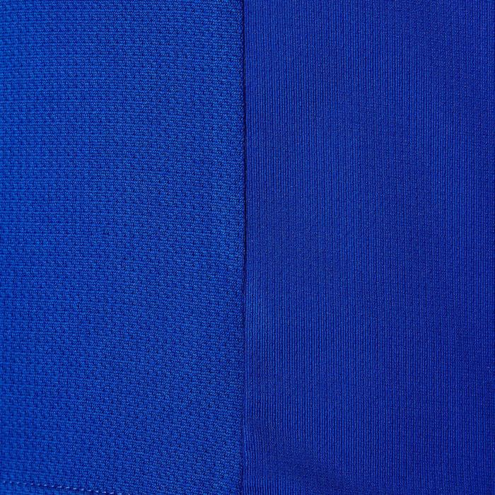 Maillot de football adulte F500 bleu