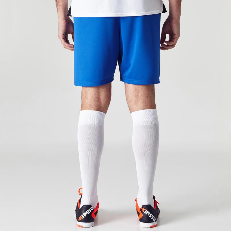 Men's Football Shorts F100 - Blue