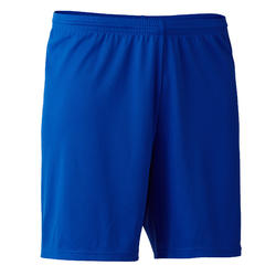 Men's Football Shorts F100 - Blue