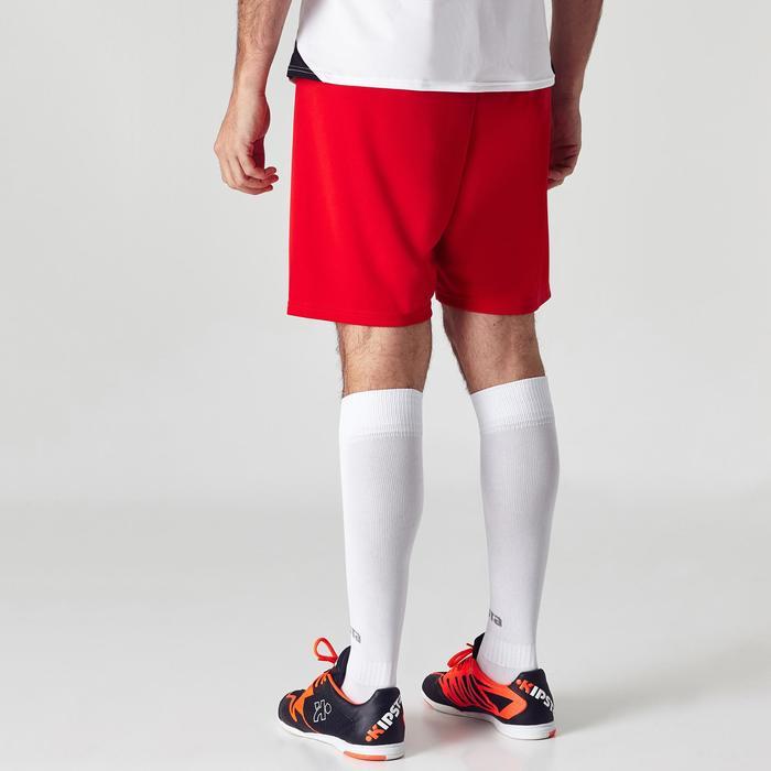 Short de football adulte F100 - 1266097