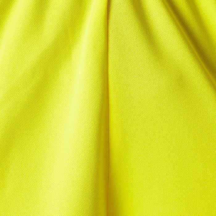 Voetbalshort volwassenen F100 geel