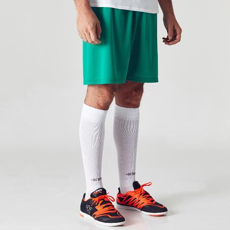 F100 Adult Football Shorts - Green