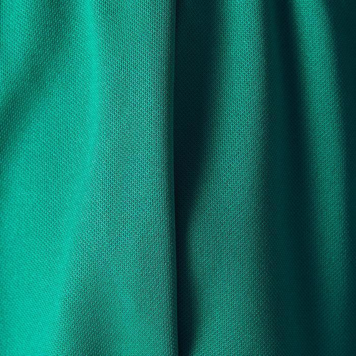 Pantalón corto de fútbol adulto F100 verde