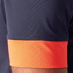 Camiseta de fútbol adulto F500 gris