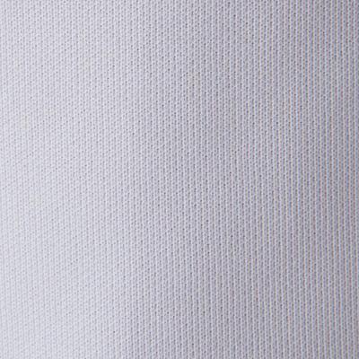 شورت كرة قدم F100للصغار - أبيض