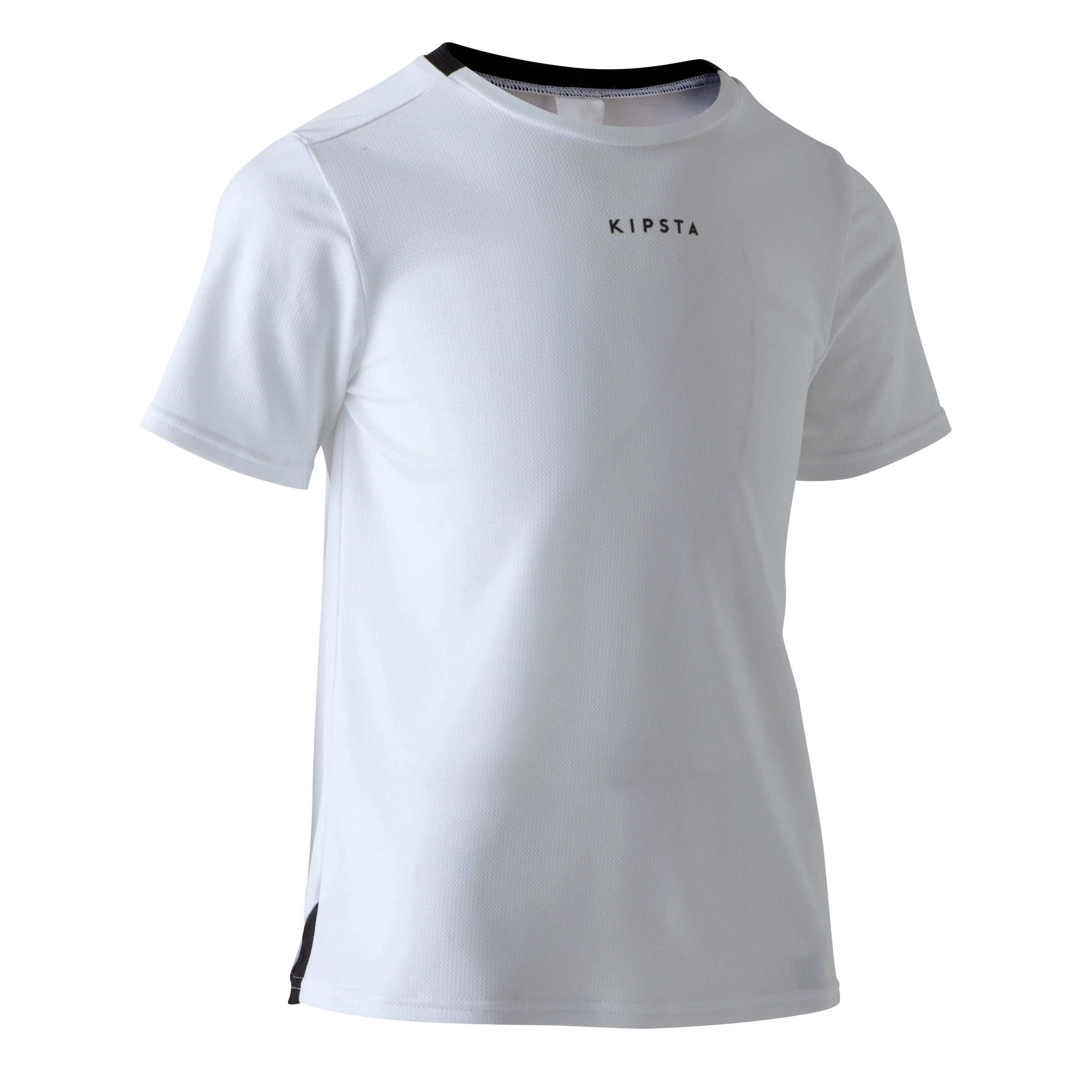 F100 Junior Soccer Shirt - White