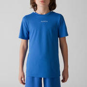 Kids' Football Jersey F100 - Blue