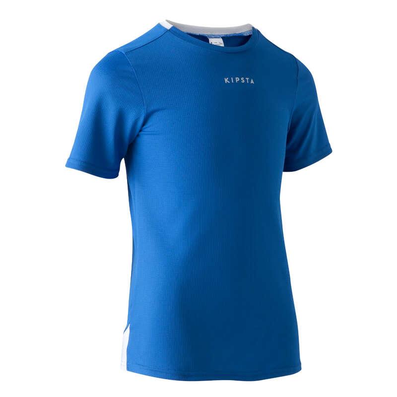 GYEREK EGYÜTTES EDZÉSRE/VERSENYRE MELEG Futball - Gyerek futballmez, F100 KIPSTA - Futball ruházat